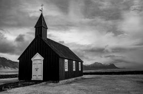 Church, Iceland.