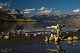 Jasper Lake, Canada